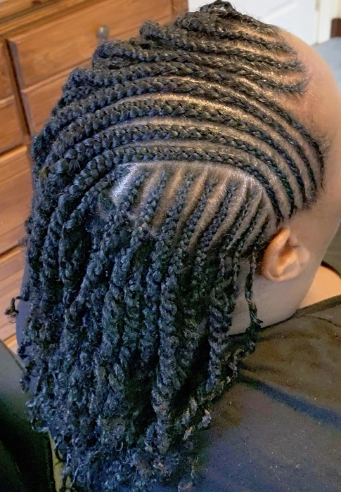 Schedule Appointment With Deross Natural Hair Braiding