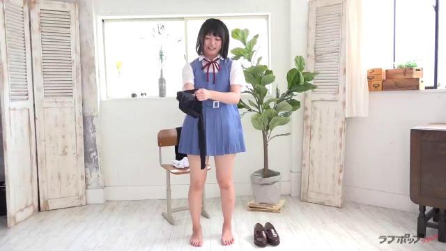 LOVEPOP Tsubasa Haduki – wearing tights MOVIE gki0004
