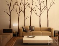 Tree Wall Decal Wall Stickers- Forest from styleywalls on