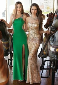 Prom Dresses 2013 - One Shoulder Jersey from Camille La Vie