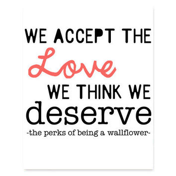 The Perks of Being A Wallflower Book from OhSoCraftyDesigns on