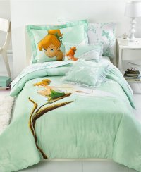 Disney Bedding, Tinkerbell Tink from Macys | Things I want as