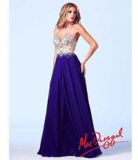 Royal Blue Prom Dress Dillard's_Prom Dresses_dressesss