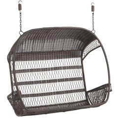 Swingasan Hanging Chair Folding Organizer Double Mocha From Pier 1 Imports Home