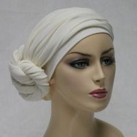 Turban And Scarf Sets For Head Wraps Alopecia Cancer Hats ...