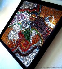 Abstract Mosaic Art   www.imgkid.com - The Image Kid Has It!