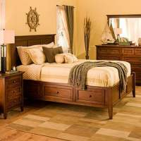 Westlake 4-pc. Queen Platform Bedroom Set from Raymour ...