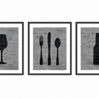 Modern Dining Room Art Prints - Beer, from DaphneGraphics ...