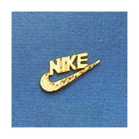 Silver Nike Earring : Jewellery online from polyvore.com