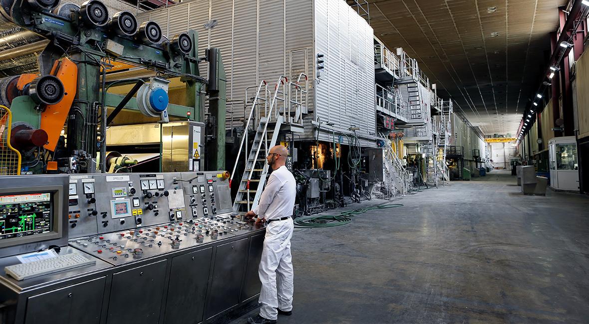 Maastricht Mill  Sappi Global