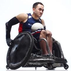 Wheelchair Olympics How To Cane A Chair Seat Pre Woven Chuck Aoki Meet Team Usa Rio 2016 Aokiwheelchair Rugby