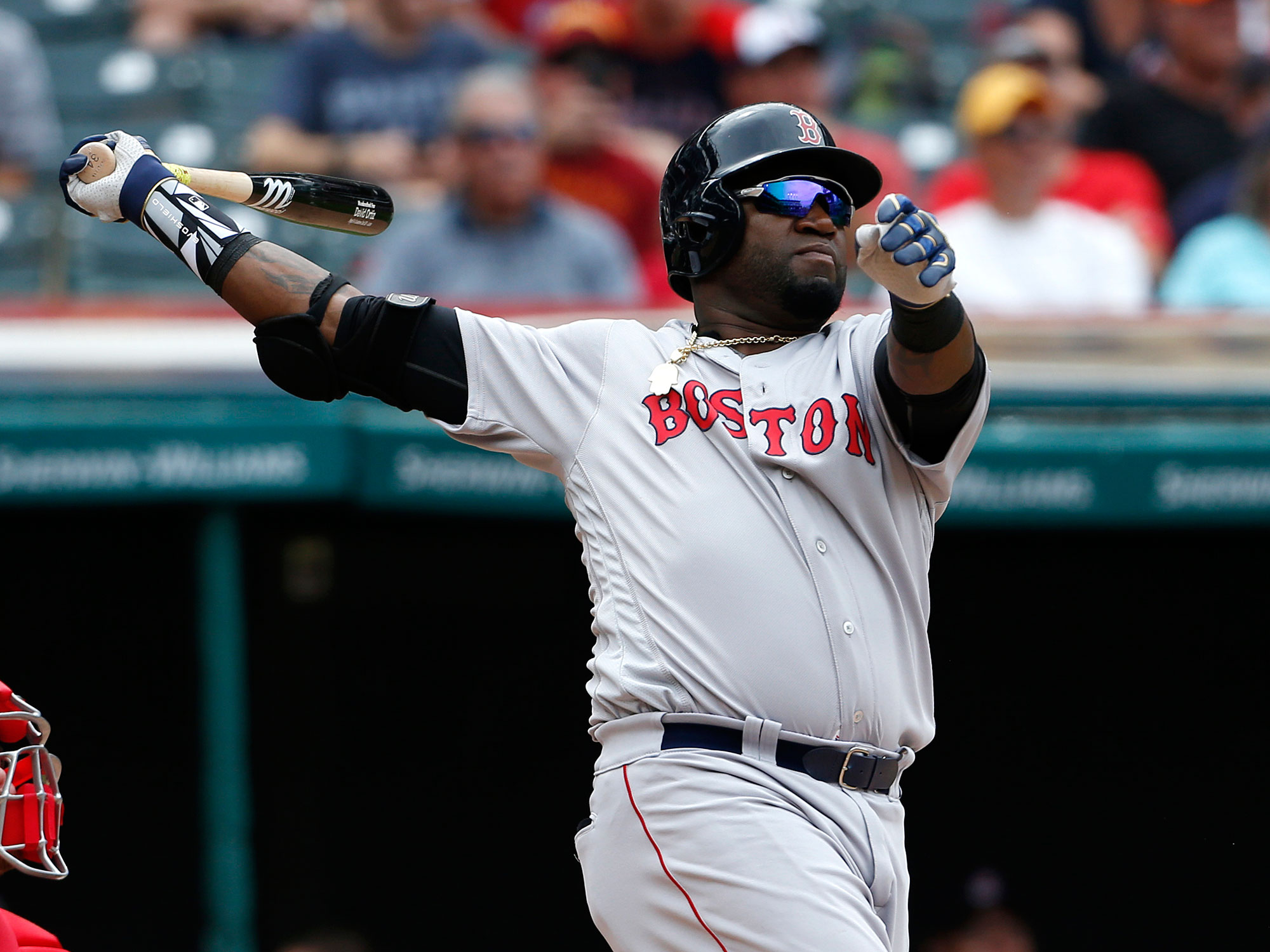 Red Sox David Ortiz on pace for greatest farewell season ever  SIcom