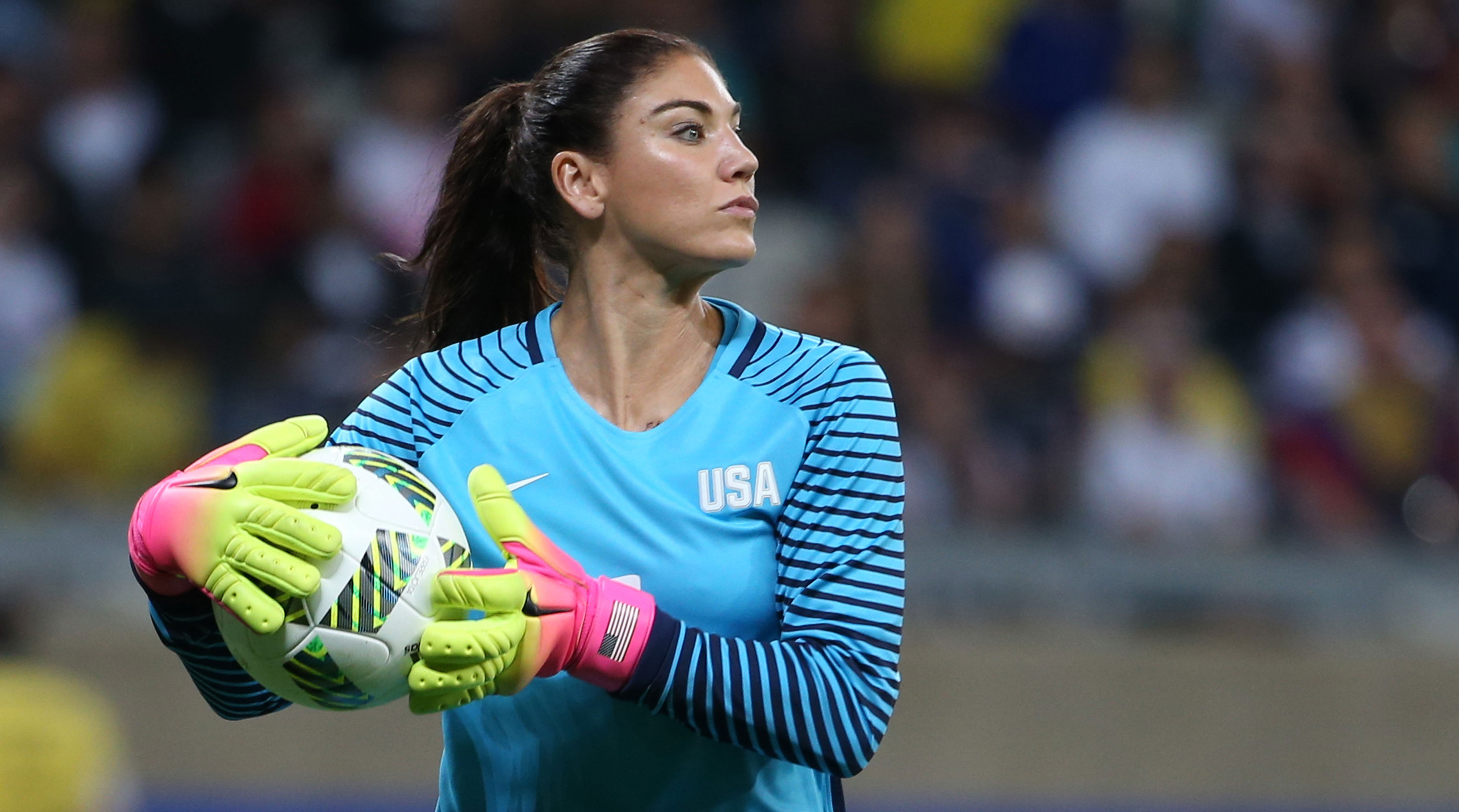 hope solo: us soccer terminates her contract, bans her six months