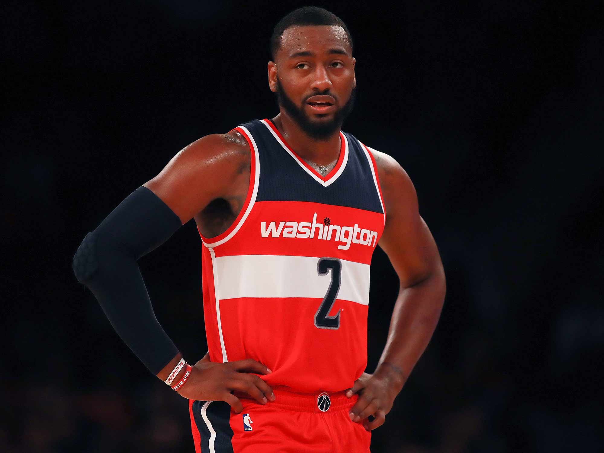 Wizards John Wall They Still Dont Respect Me