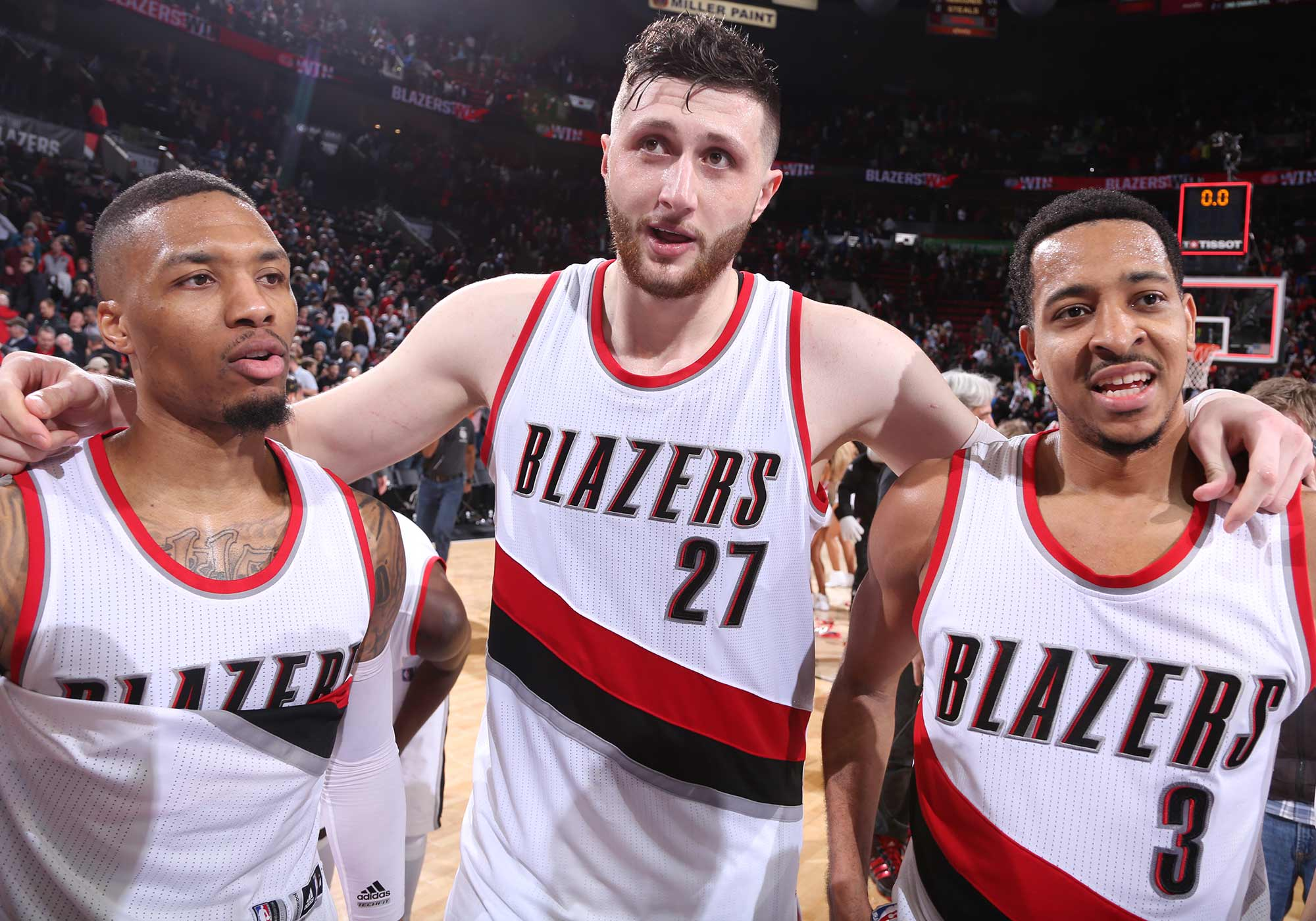 Image result for jusuf nurkic portland