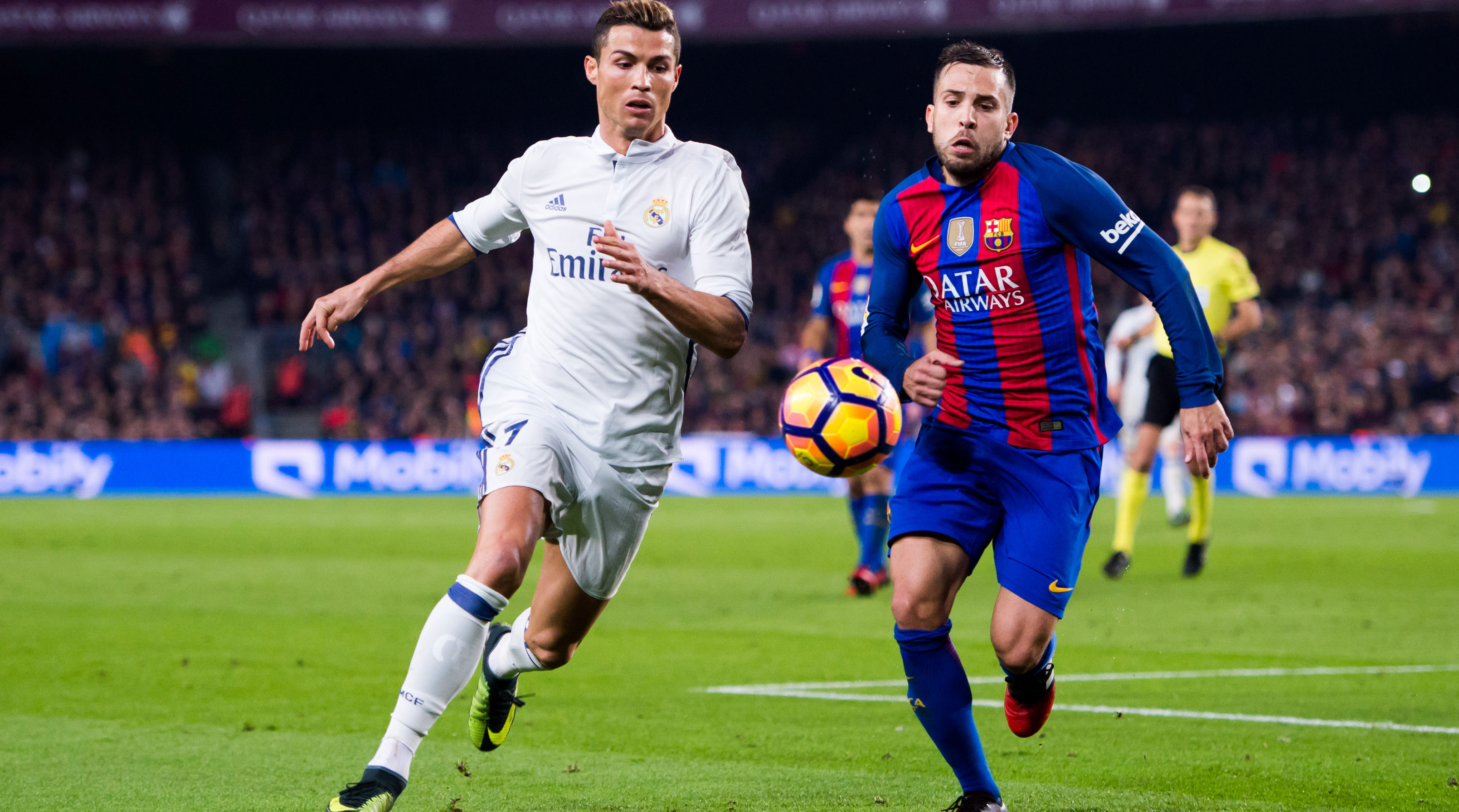 Watch Real Madrid Vs Barcelona Online El Clasico Live