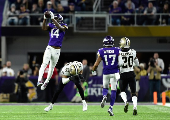 Image result for stefon diggs catch