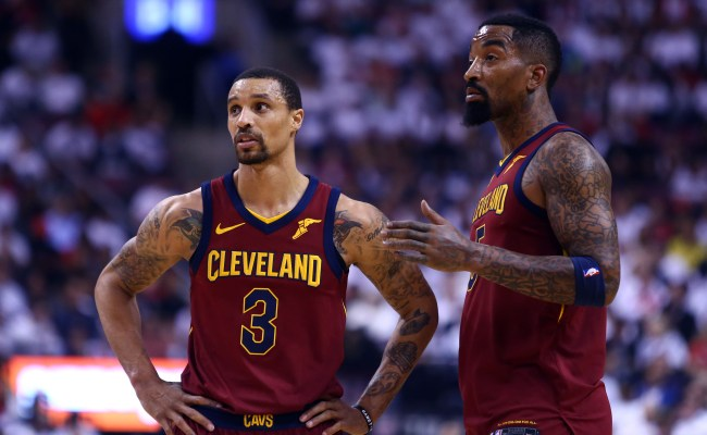 Jr Smith Vs George Hill Which Cavs Player Deserves More