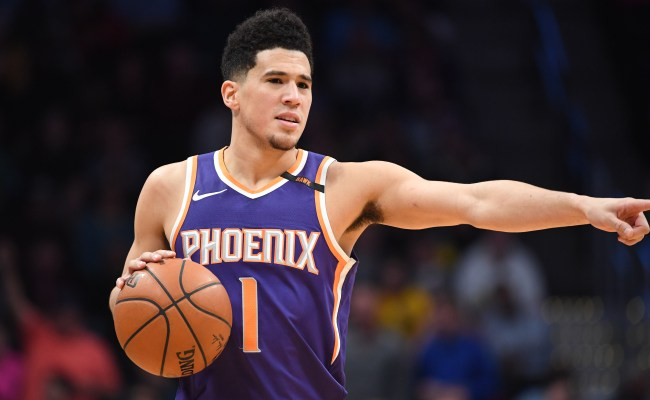 Suns Star Devin Booker Signs Max Contract Worth 158