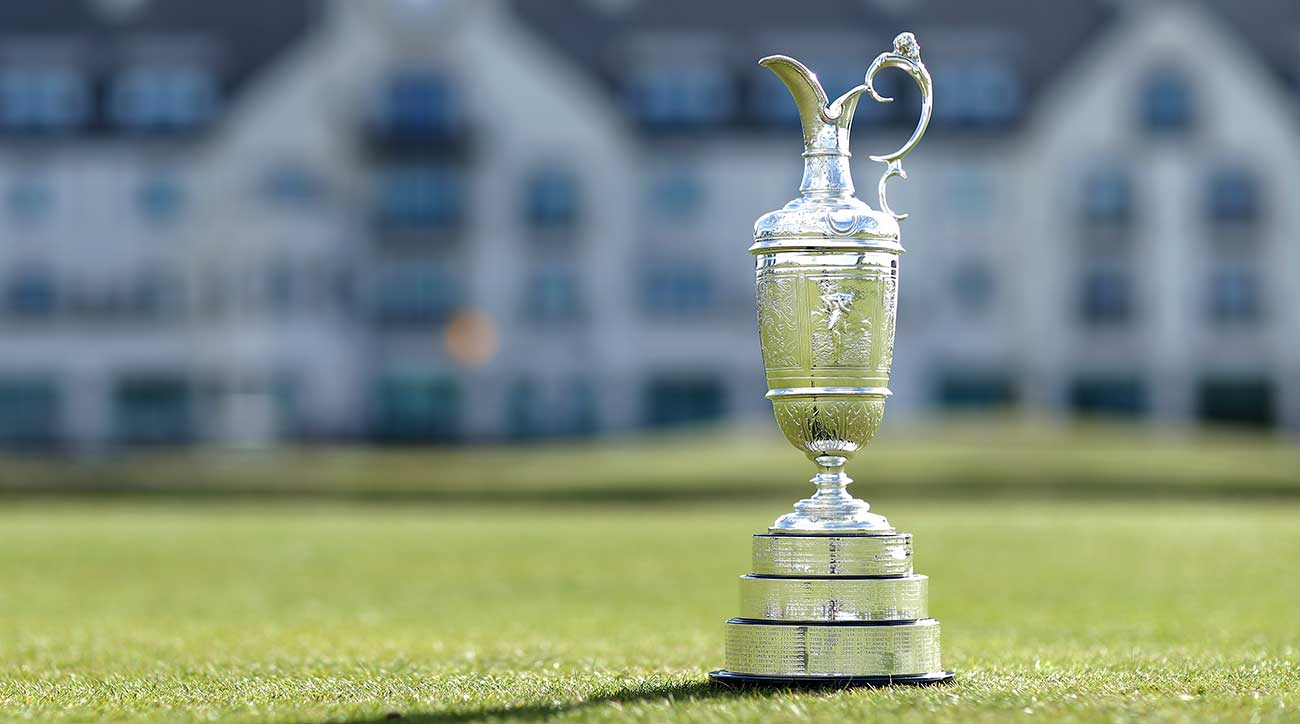 carnoustie golf british open leaderboard