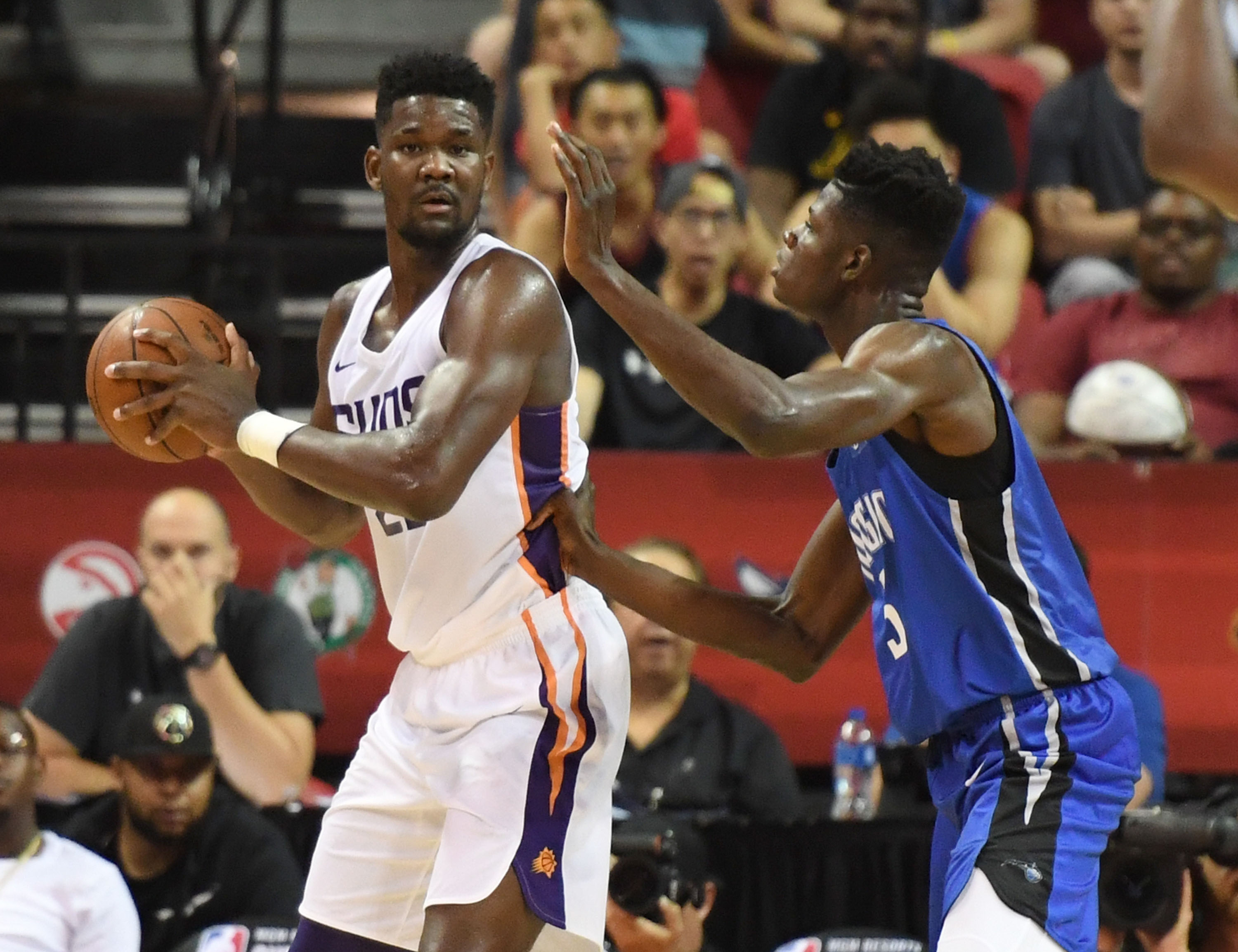 Deandre Ayton Trae Young and the Best Summer League