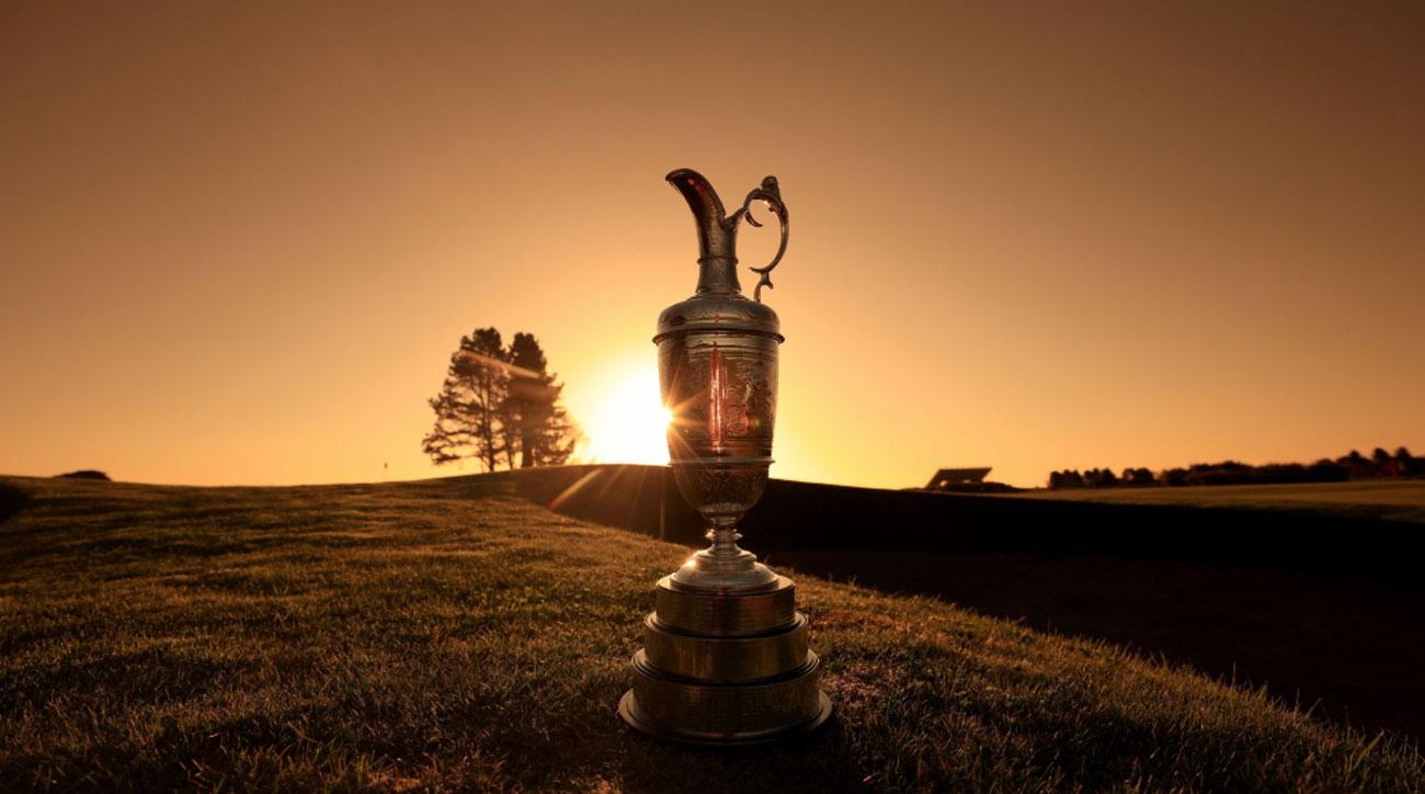 2018 british open golf tv schedule