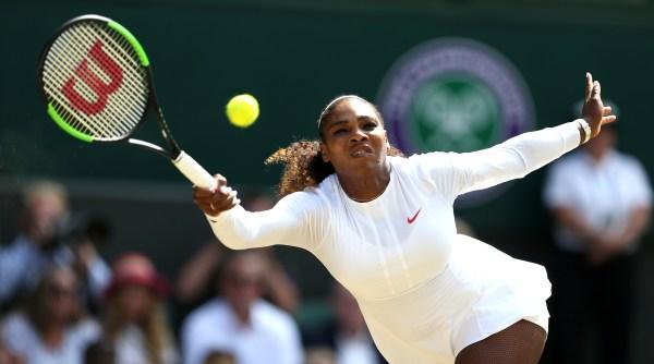 Tennis Serena Seeks Eighth Wimbledon Crown Cap