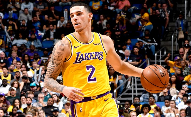 Lakers Can Lonzo Ball Coexist With Lebron James Si