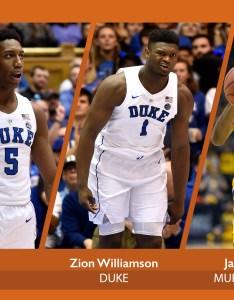 also nba draft zion williamson leads top rankings si rh