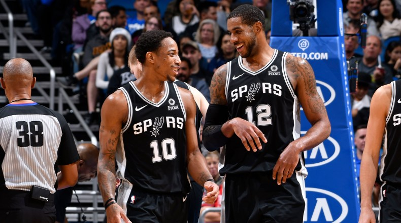 Image result for derozan spurs