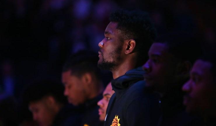 Phoenix Suns v Toronto Raptors