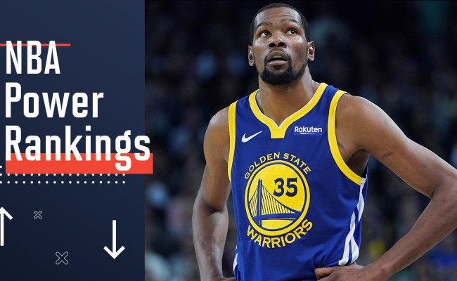 Nba Power Rankings Superlatives For Warriors And More