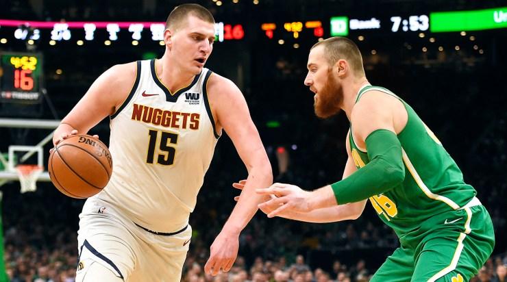 Boston Celtics vs Denver Nuggets