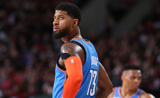 2019 Nba Playoffs Paul George S Shoulder Injury And The