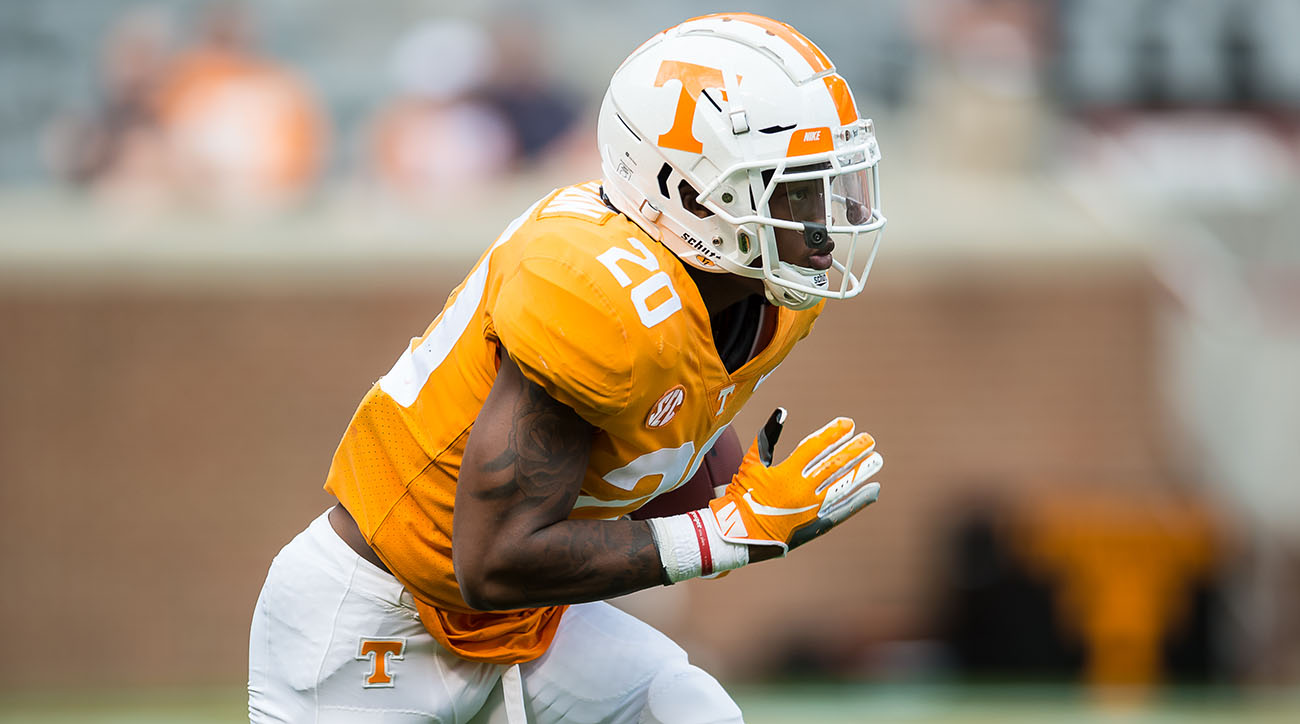Report: Tennessee CB Bryce Thompson Arrested, Charged With Domestic Assault