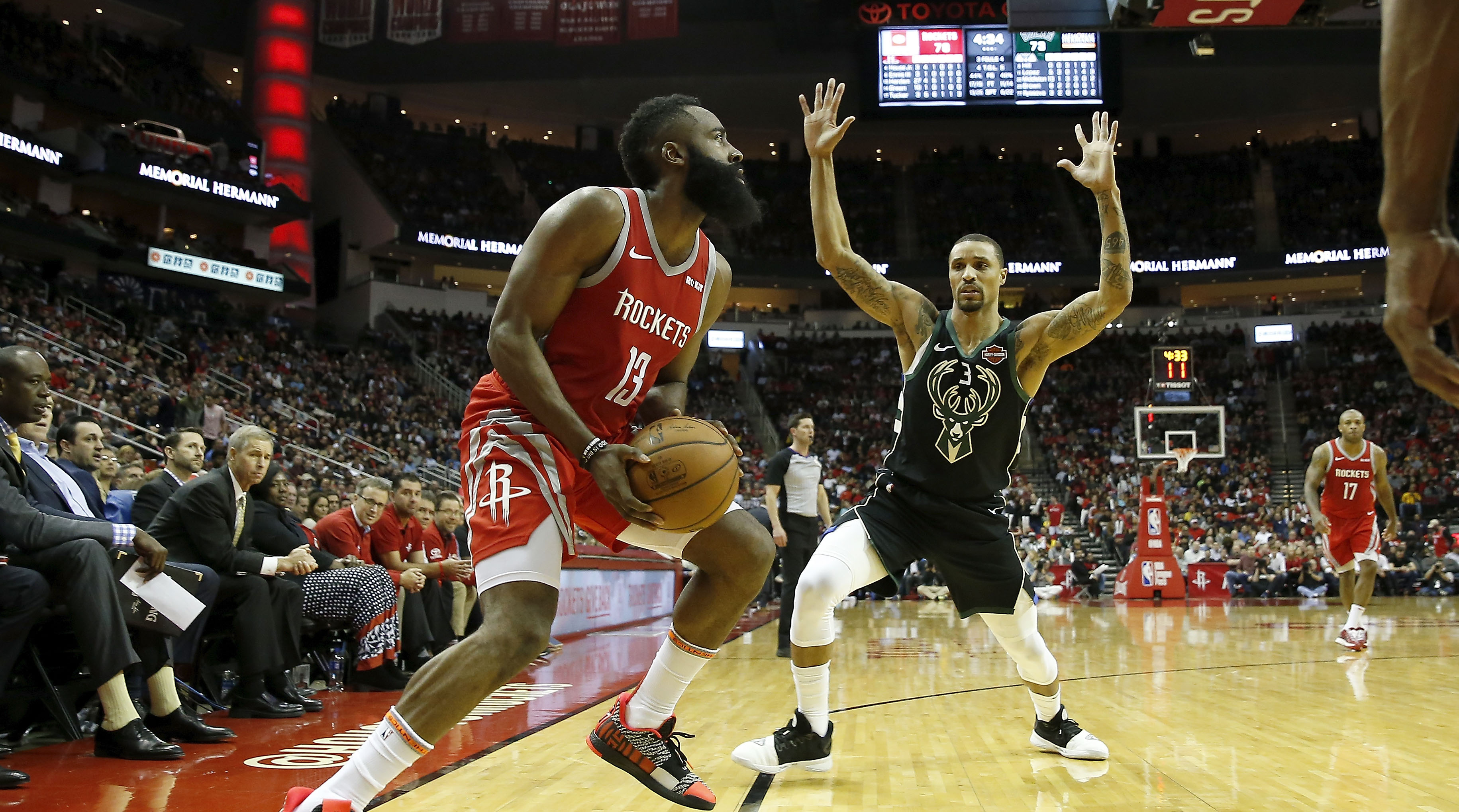 James Harden Wants His Step-Back Three To Be Remembered Throughout History