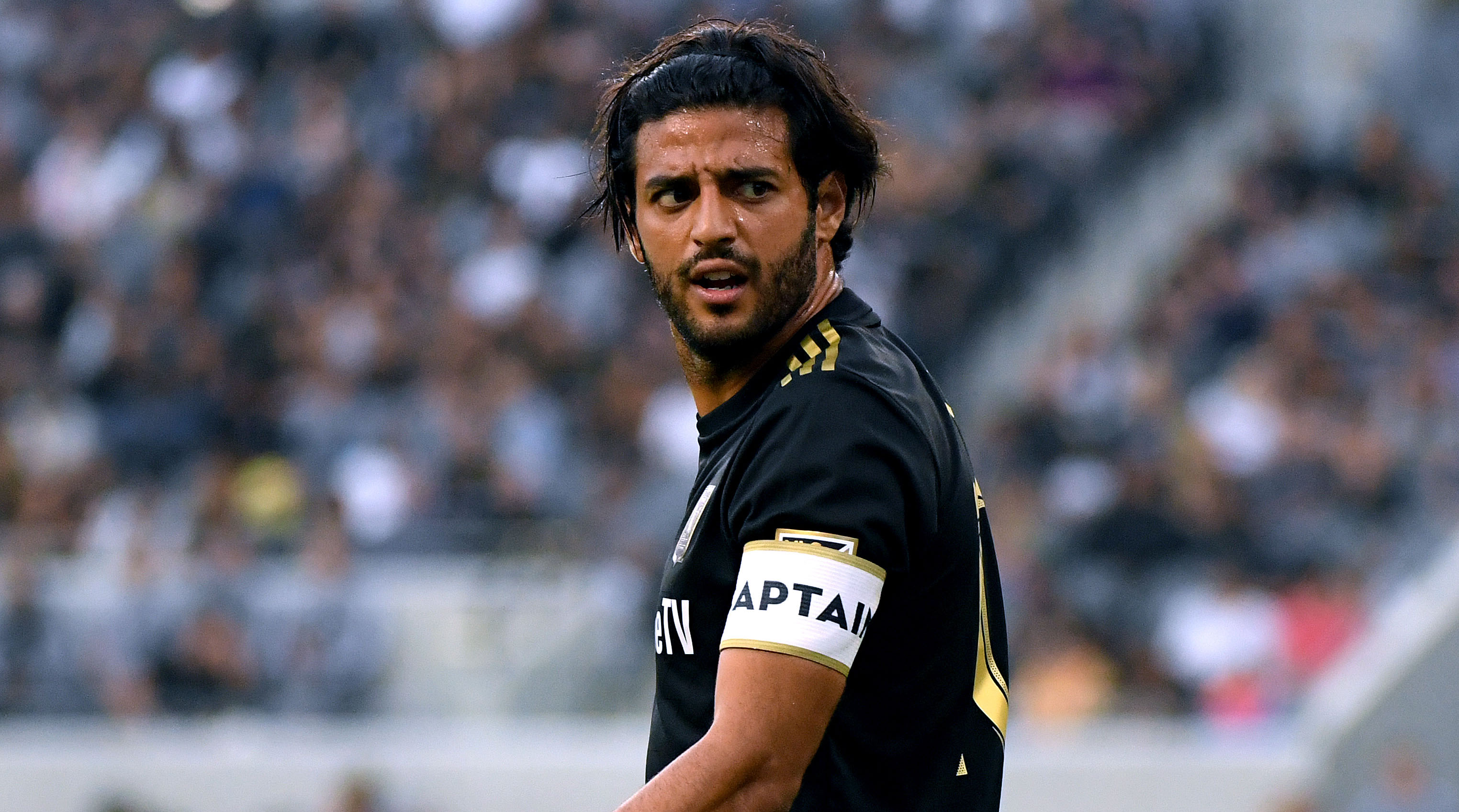 Carlos Vela's Equalizer Gives LAFC a Thrilling Draw in a Goal-Filled El Trafico