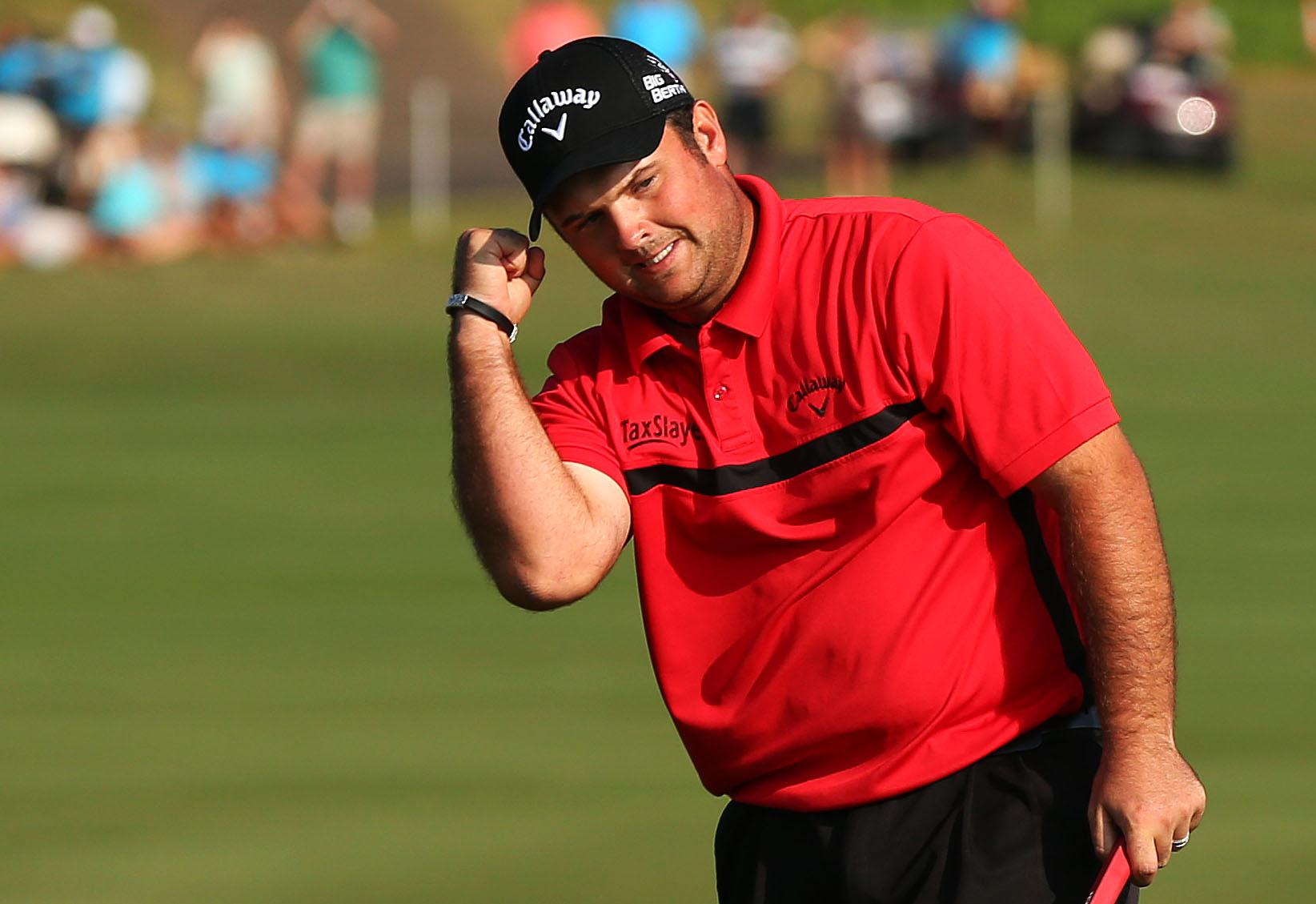 Patrick Reed Wins Hyundai Tournament of Champions  Golfcom