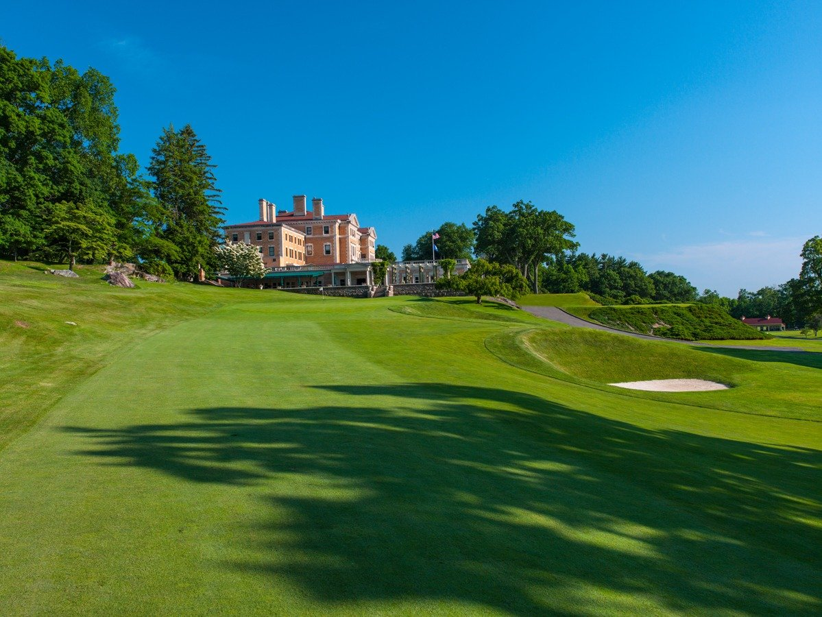 The 18 Most Iconic Clubhouses In Golf