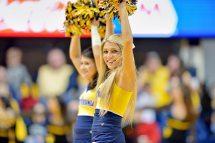 Haley West Virginia Cheerleaders