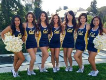 Berkeley Cheerleaders