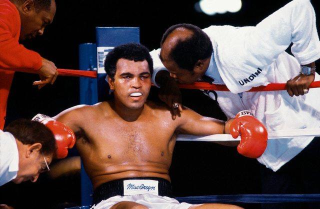 1980 Muhammad Ali Drew Bundini brown 001069420 - Efsane: Muhammad Ali