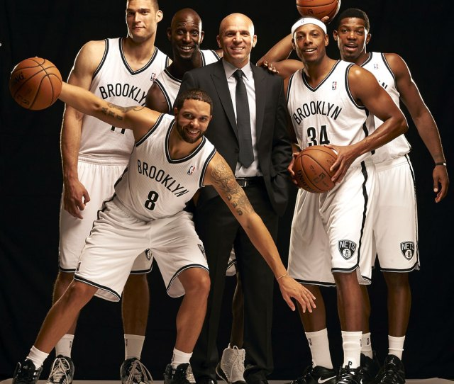 Following His Retirement Jason Kidd Became Head Coach Of The Brooklyn Nets And Posted A