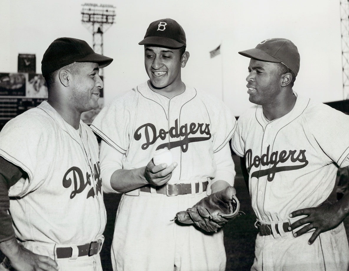Jackie Robinson S Debut A Win For The Dodgers And For Baseball