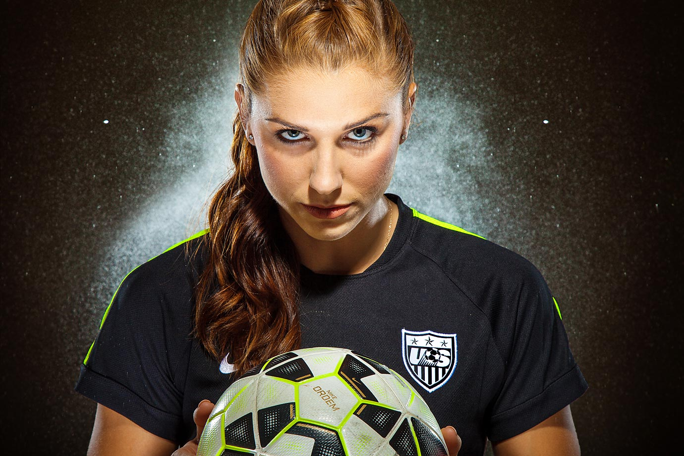 Soccer Wallpaper Quotes Mia Hamm Source Alex Morgan Going To Orlando In Blockbuster Nwsl