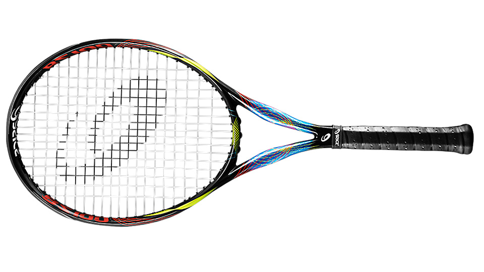 Tech Talk: Bending the power with Asics' new tennis racket