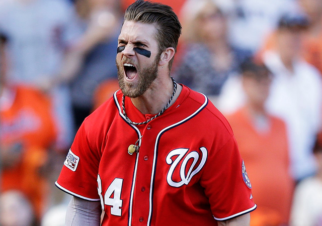 Verducci Why Is Bryce Harper The Player Everyone Loves To
