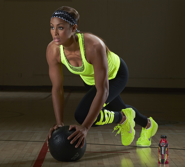 Tulsa Shock Point Guard Skylar Diggins Reveals Her Go To Workout Routine And Diet Si Com
