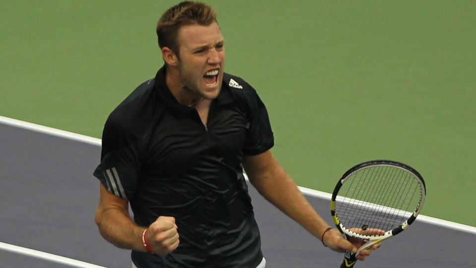 Image result for Jack Sock finally stepping into big shoes left by Andy Roddick