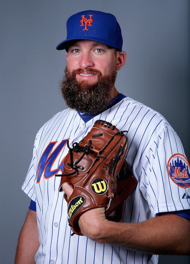 Photos MLB Players With Best Beards Mustaches Facial